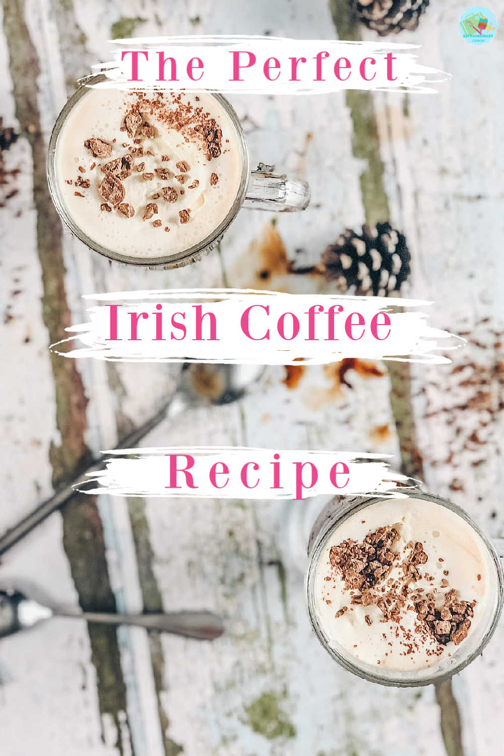 The perfect Irish coffee Recipe for dinner parties and winter cocktails with coffee and whisky