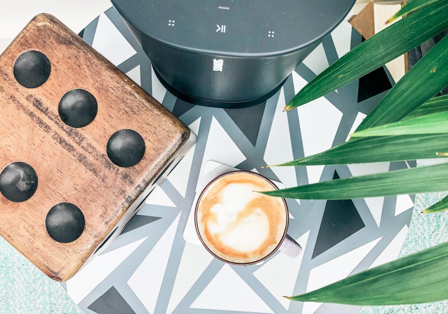 How To Upcycle a Coffee Table