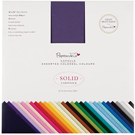 Coloured Card Stock