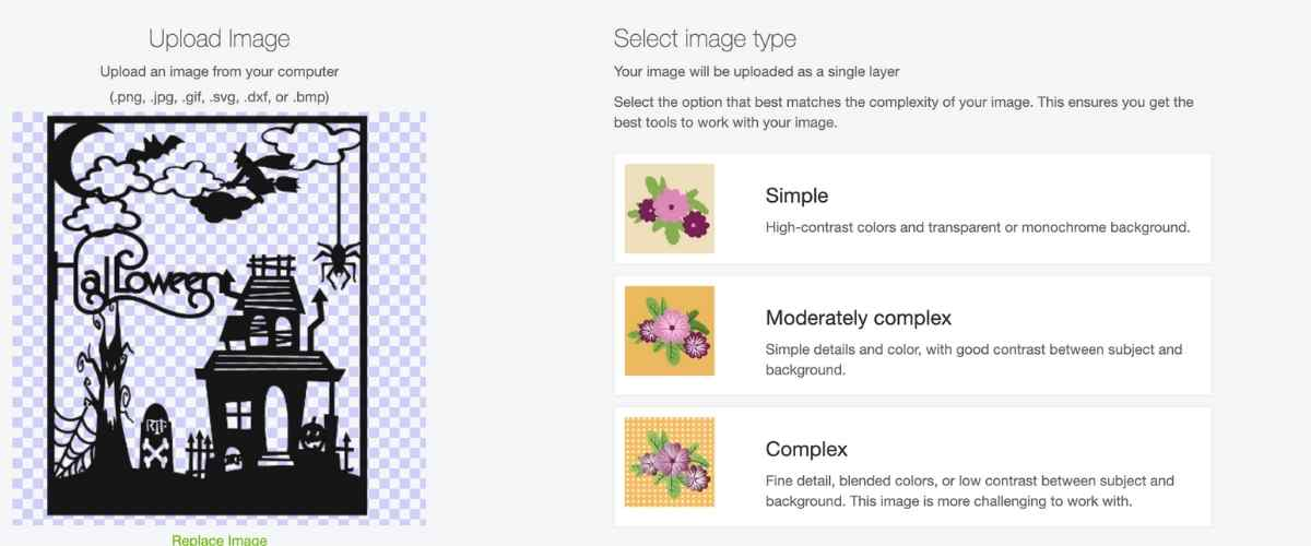 How to upload to Cricut Design Space