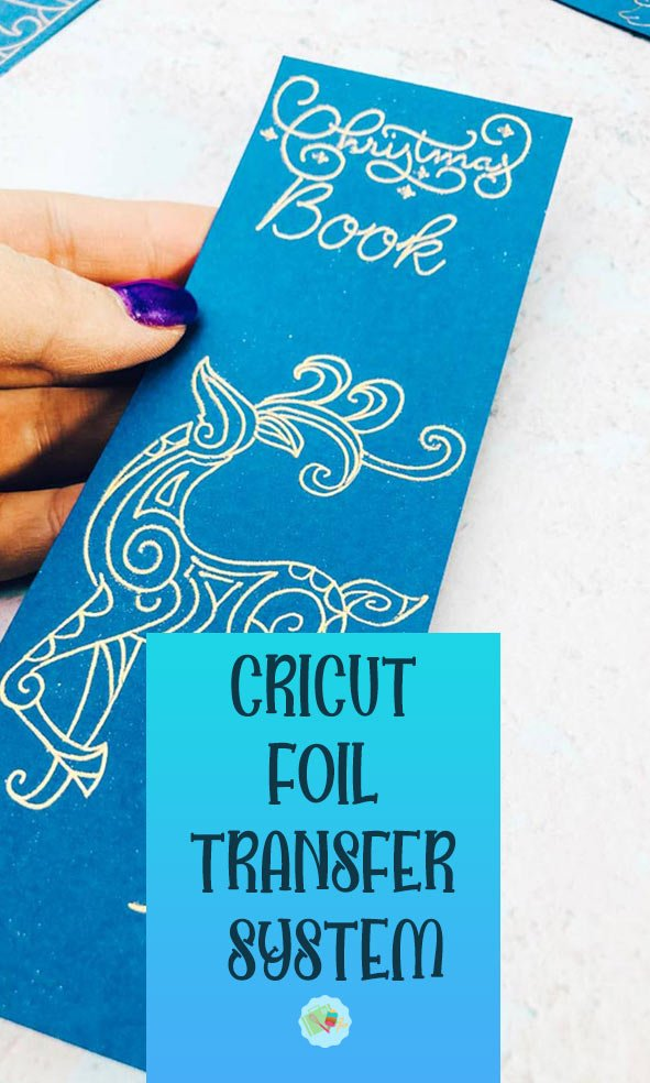 What you need to know about the Cricut Foil Transfer System
