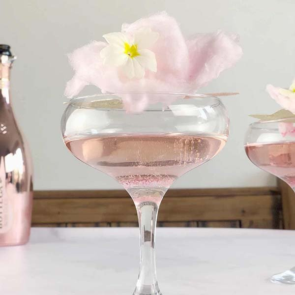Champagne And Prosecco Cocktails