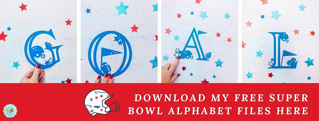 How to download an alphabet