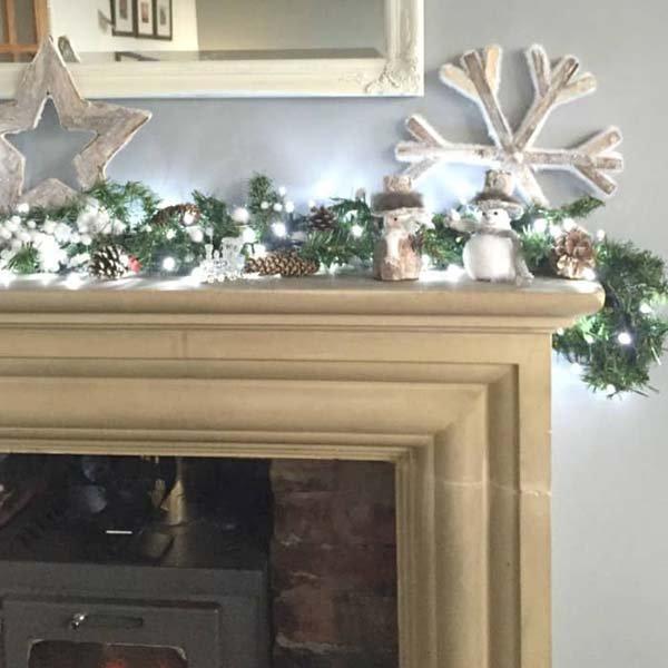 Interiors Blogger Sarah Christie, Extraordinary Chaos, Christmas Posts