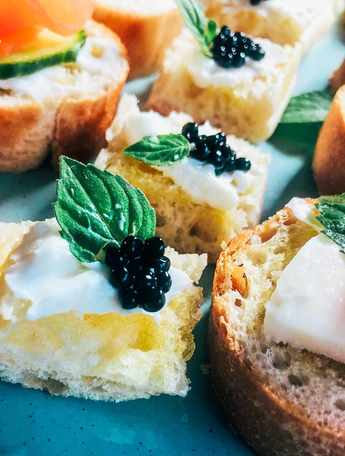 Mullet Roe Caviar