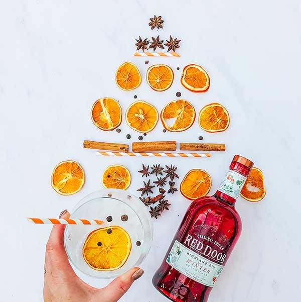 Gin hot cocktail recipe
