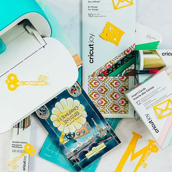 What do you need for the Cricut joy for beginners