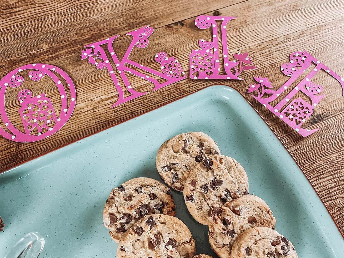 Free Downloadable Cookie Alphabet
