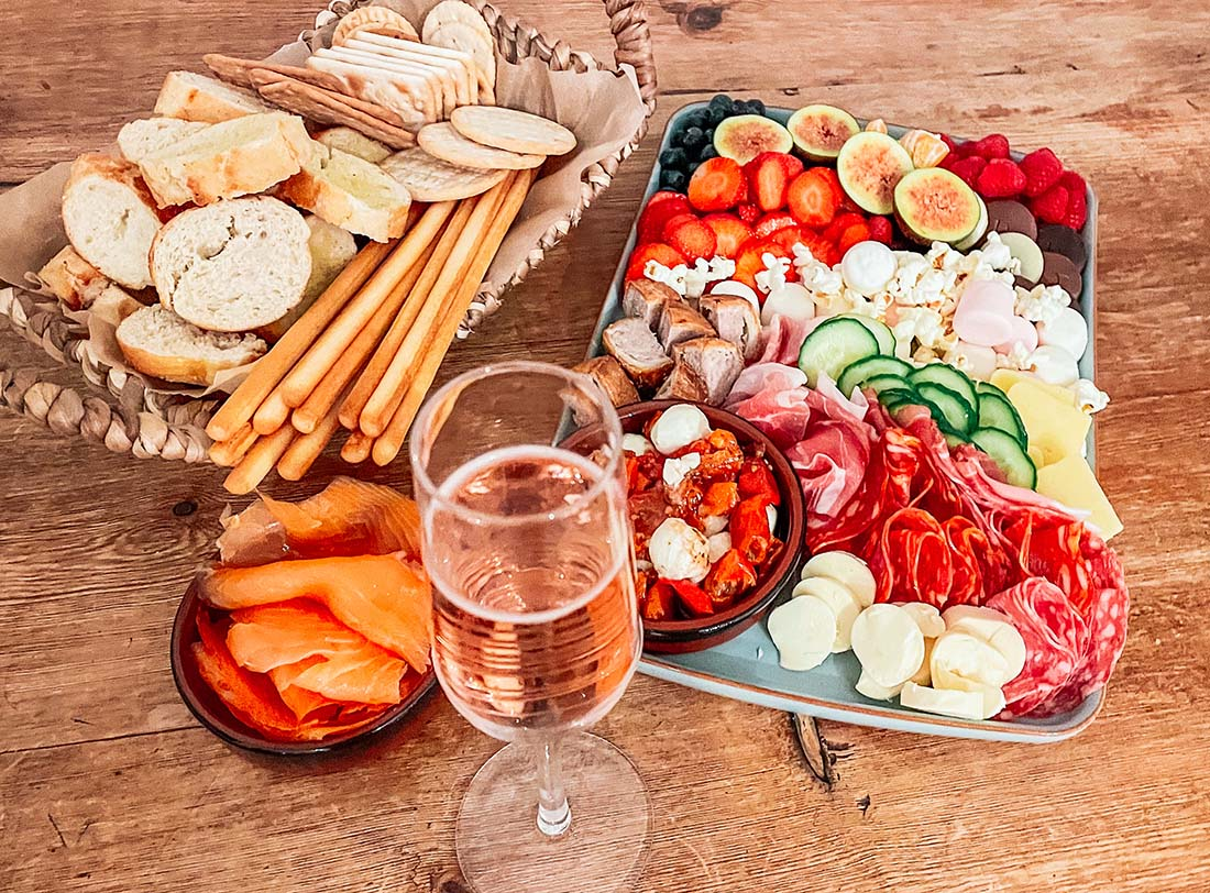 Platter ideas for families with kids
