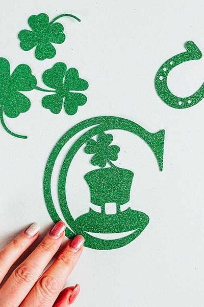 Cover St. Patrick's Day crafting ideas