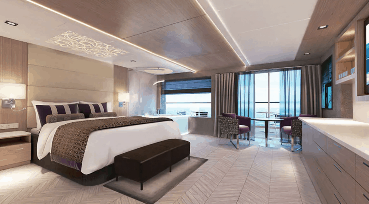 Haven Suite for added luxury