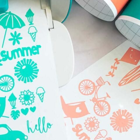 How to make stickers for the Cricut Joy
