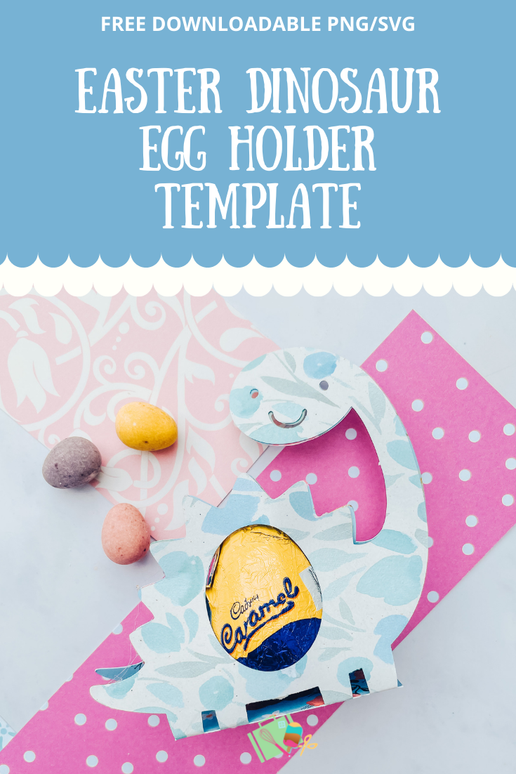 Free cream Egg Holders for creating mini egg holders with Cricut or Silhouette for Easter Gifts-2