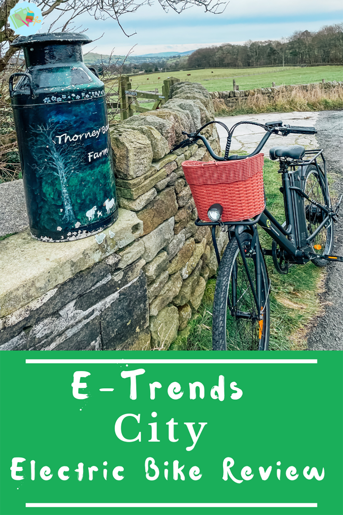 Review of the E-Trends Electric Bike