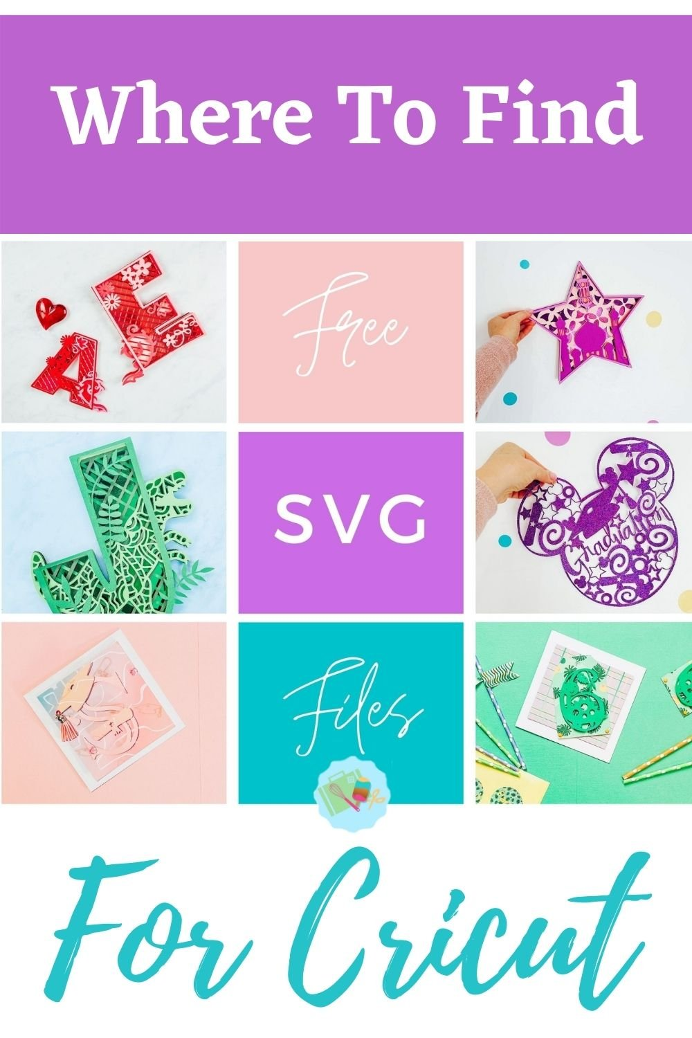 Where to find Free SVG Files For Cricut