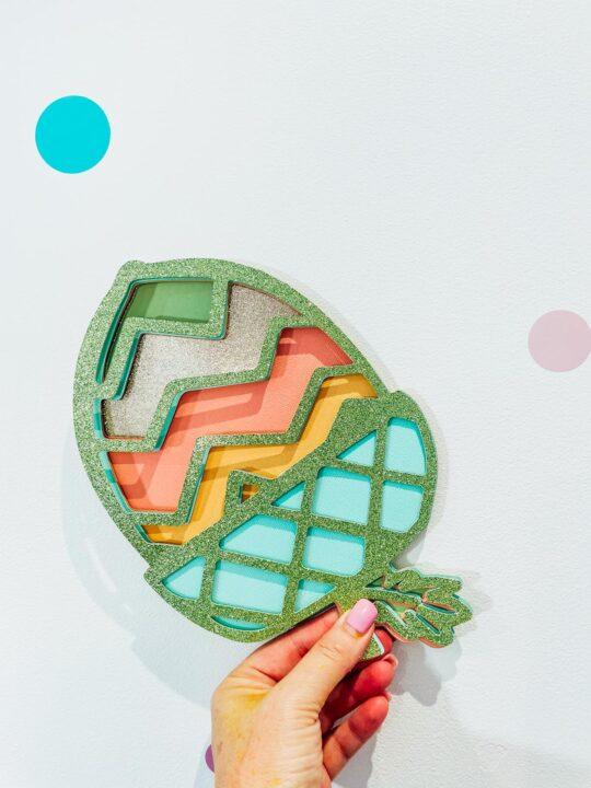 Acorn layered mandala SVG Files for Autumn crafting