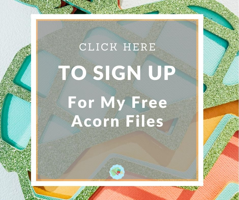Free Acorn SVG Downloads