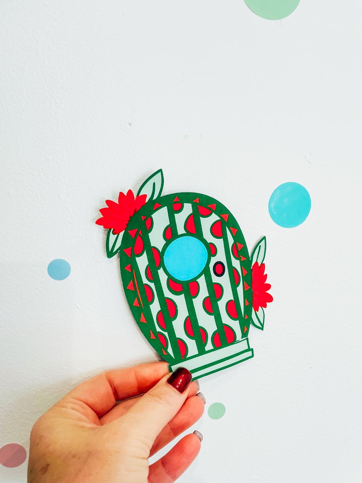 Elf Door For Christmas Crafts