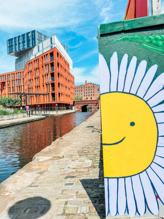 Where to find street art in Manchester