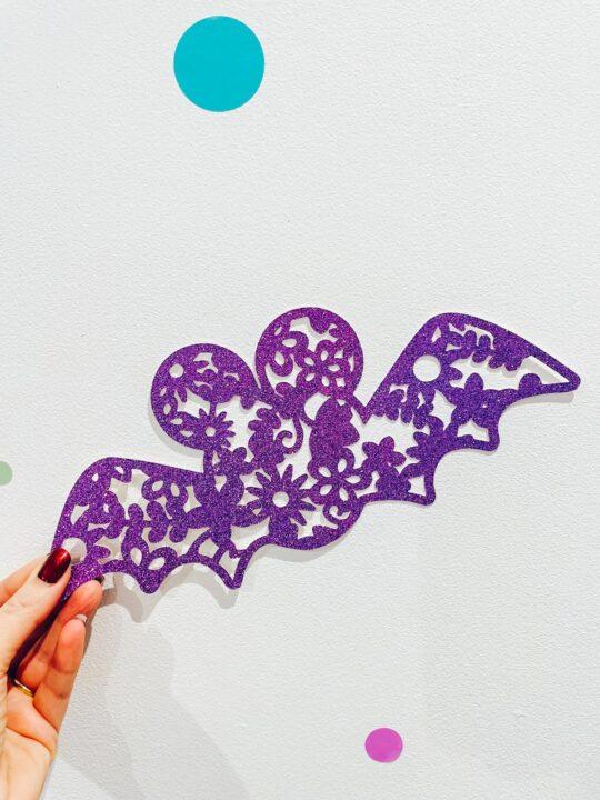 Mickey Halloween Bat SVG