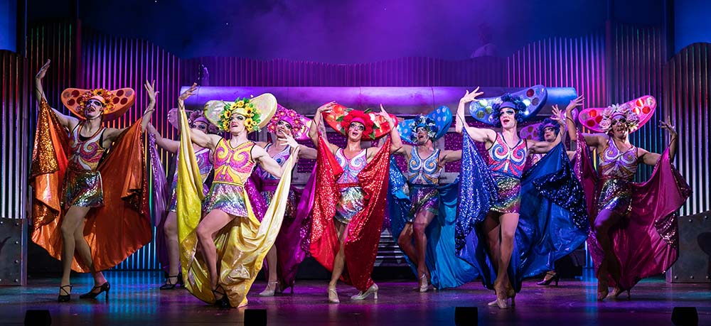 Prisccila Queen of the Desert Uk tour review 2021