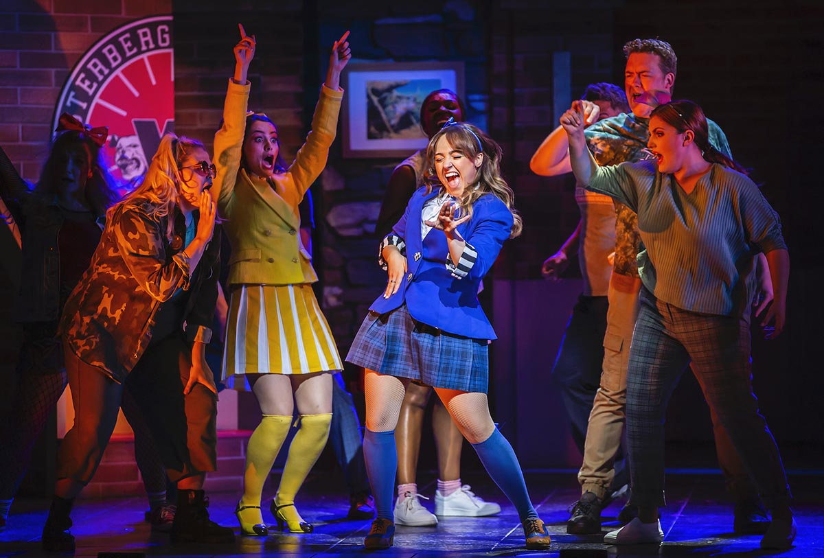 What is Heathers About, Uk theatre 2021